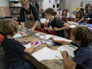 Summer Art Camp 2019