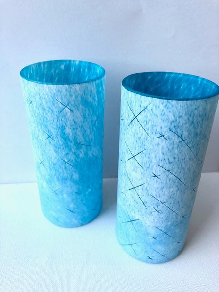 Collins Glasses in Blue by SarahBeth Post