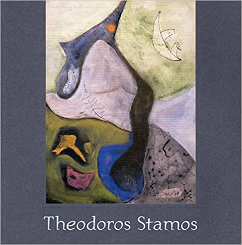 Theodoros Stamos - Allegories of Nature: Organic Abstractions 1945-1949