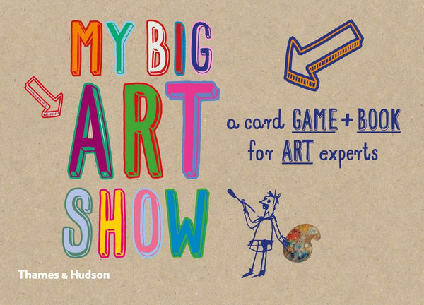My Big Art Show - A Card Game and Book