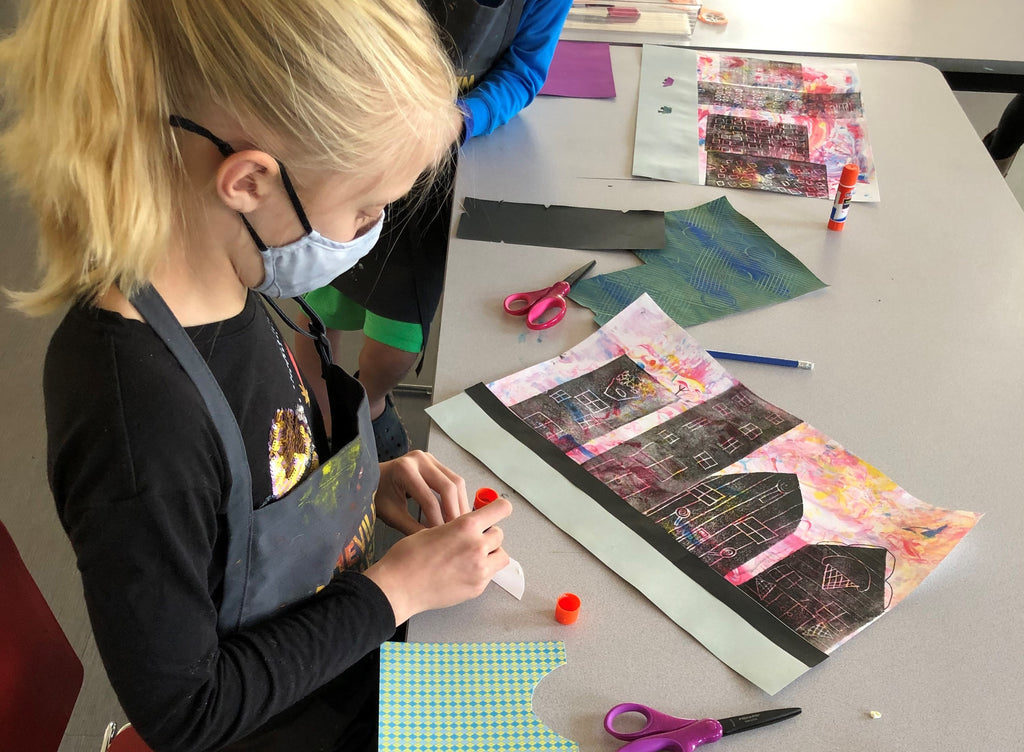 Youth Studio: Art After School (Grades 3–5/session 1)