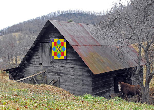 Workshop: Barn Quilts in Appalachia