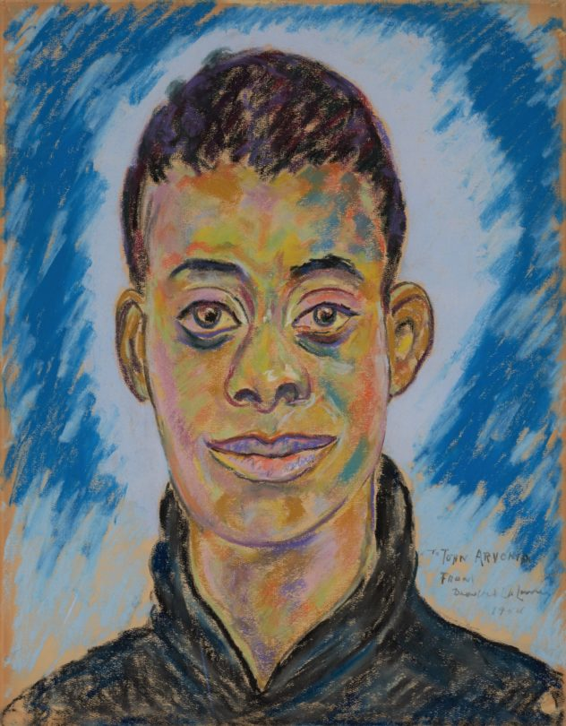 Beauford Delaney's Metamorphosis into Freedom Member Preview - Director's Forum & Masterpiece Society Levels Only