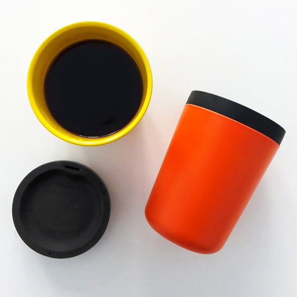 Bamboo reusable Coffee Cup 12oz