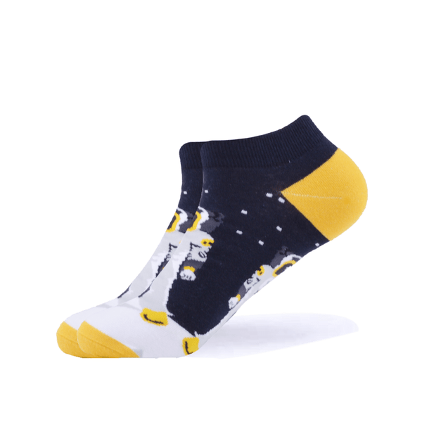Spaceman Astronaut Ankle Socks
