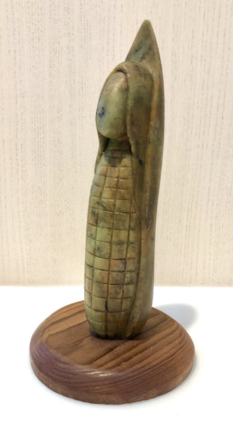 Cherokee Corn Woman Handcarved Soapstone