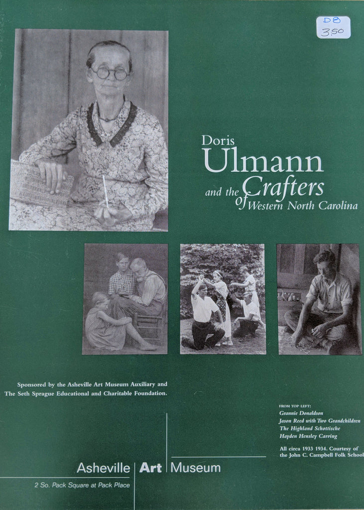Doris Ulmann and the Crafters of Western North Carolina