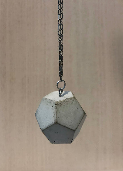 Concrete Necklace