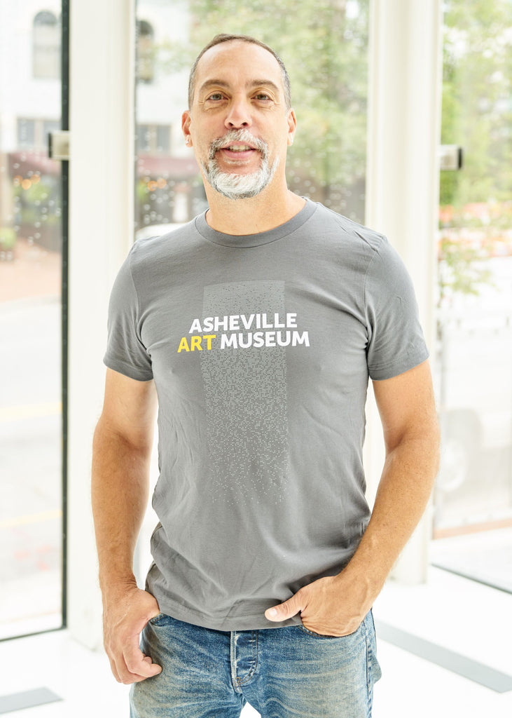 Asheville Art Museum T-Shirt- Men's