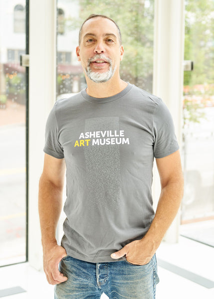 Asheville Art Museum Men's T-Shirt