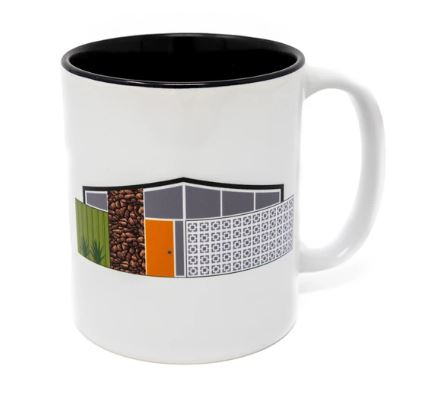 House Mug - Twin Palm