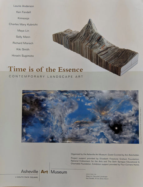 Time is of the Essence: Contemporary Landscape Art
