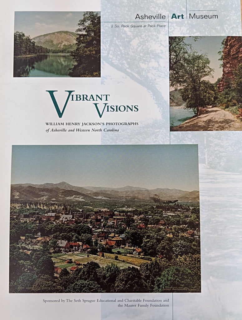 Vibrant Visions: WIliam Henry Jackson's Photographs