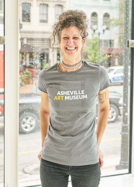 Asheville Art Museum T-Shirt- Women's
