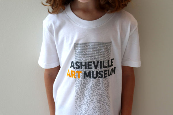 Asheville Art Museum T-Shirt- Youth