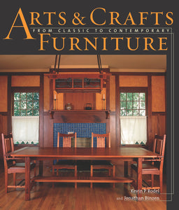 Arts And Crafts Furniture