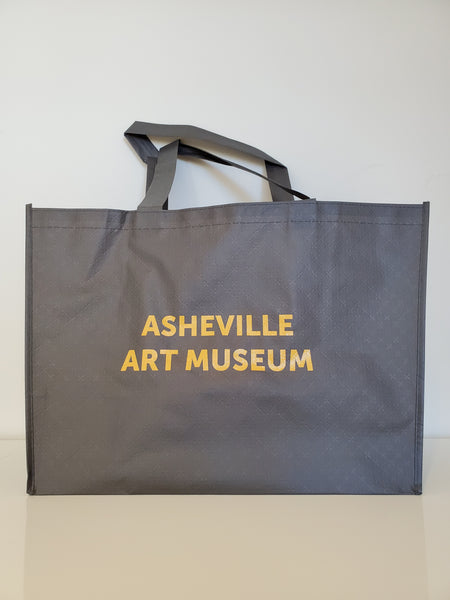 Asheville Art Museum Reusable Tote