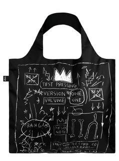 Basquiat Crown Tote