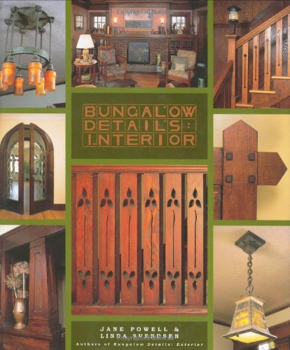 Bungalow Details: Interior