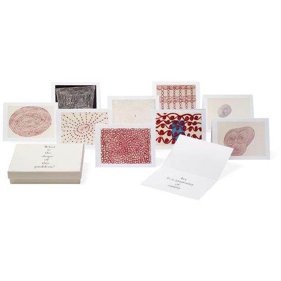 Louise Bourgeois Note Card Set
