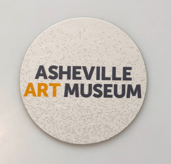 Asheville Art Museum Coasters