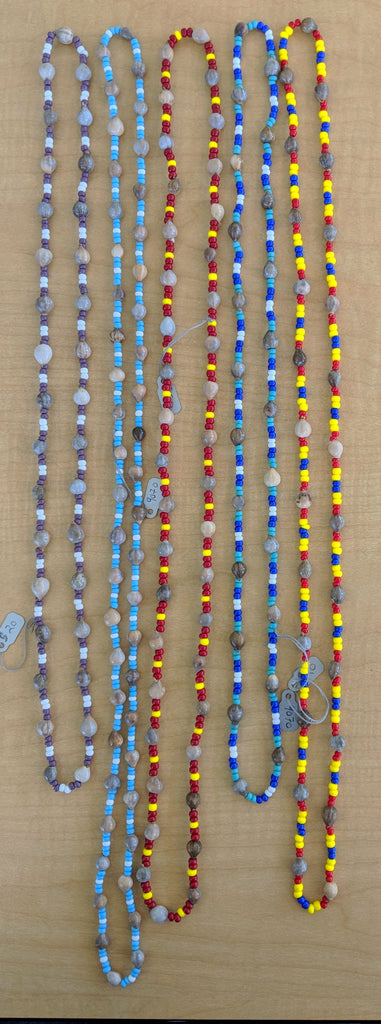Corn Bead Cherokee Necklaces