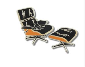 Eames Lounge Chair Set PIN