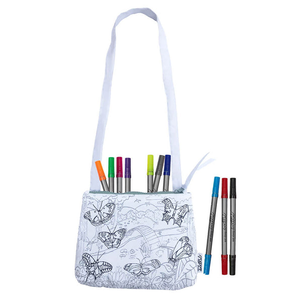Butterfly Bag Doodle Kit