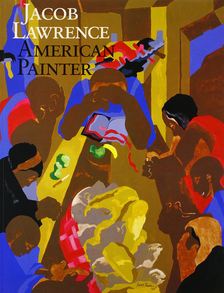 Jacob Lawrence-American Painter