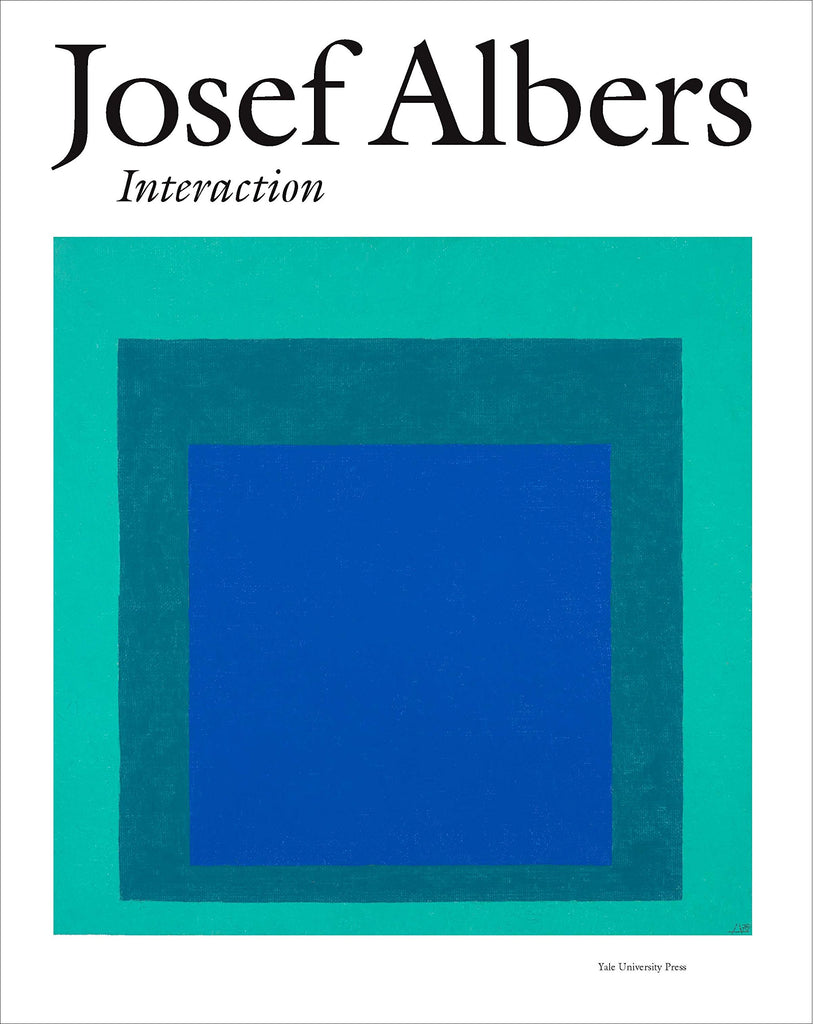 Josef Albers- Interaction