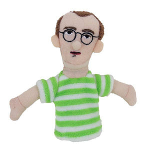 Keith Haring Finger puppet