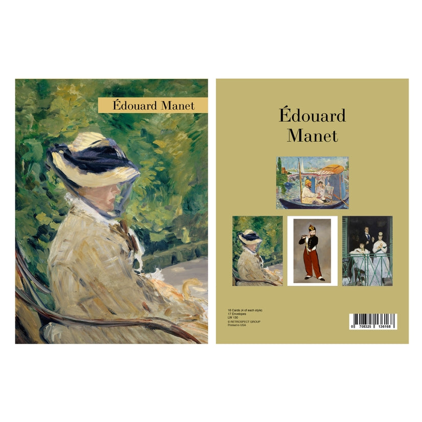 Edouard Manet Boxed Notecard Set