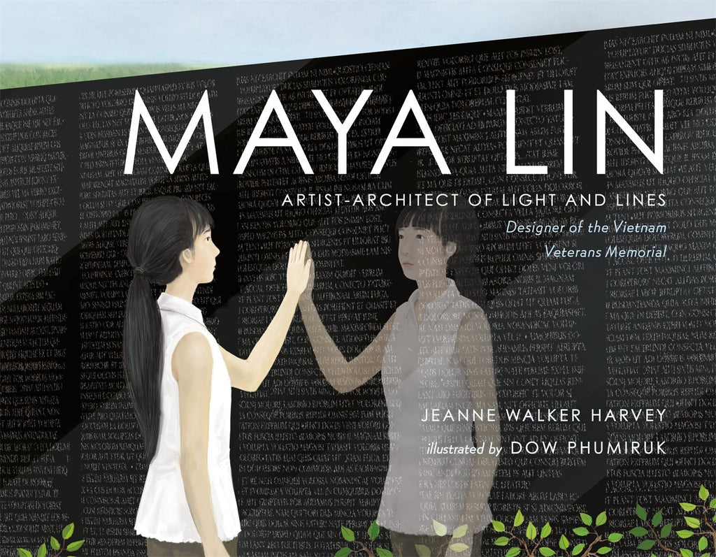 Maya Lin: Artist Architect of Light & Lines