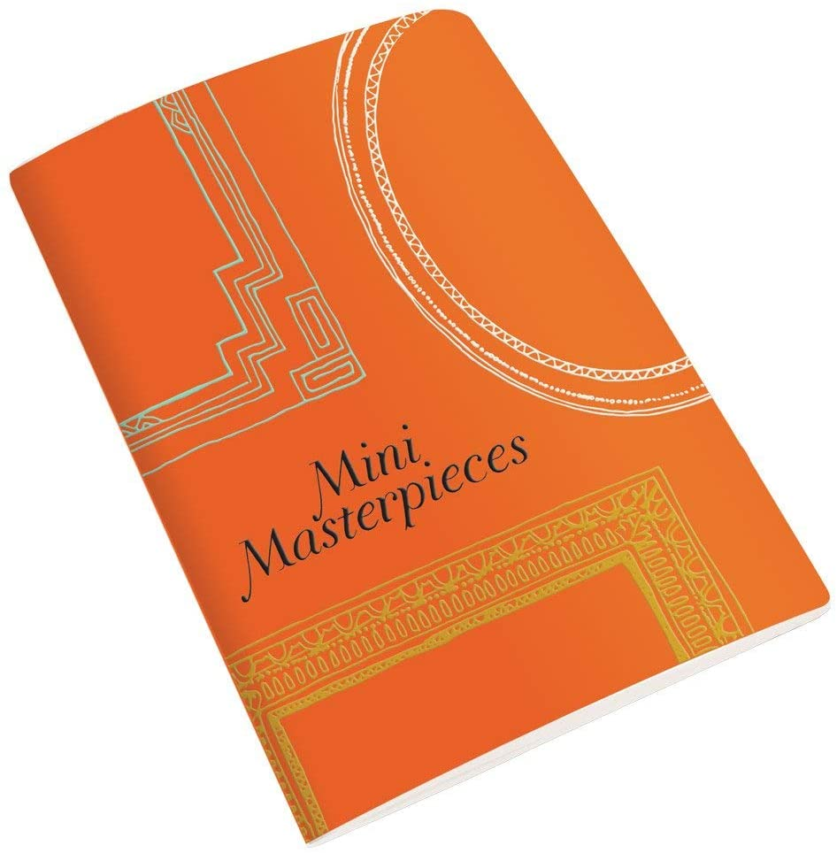 Mini Masterpieces Notebook
