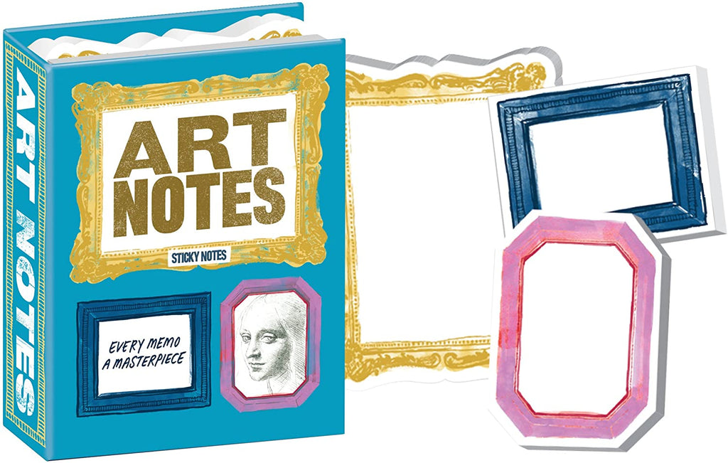Sticky Notes-Art frames