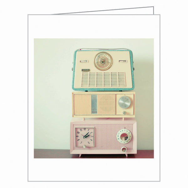 Retro Rewind Notecard Box