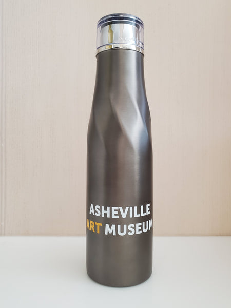 Asheville Art Museum Water Bottle