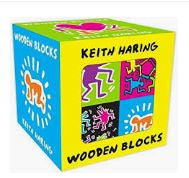 Haring Wooden Blocks