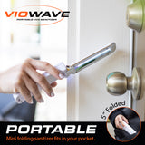 VioWave UV Sanitizer Wand - Foldable and Portable