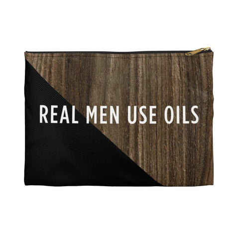 Real Men - Oil Bag