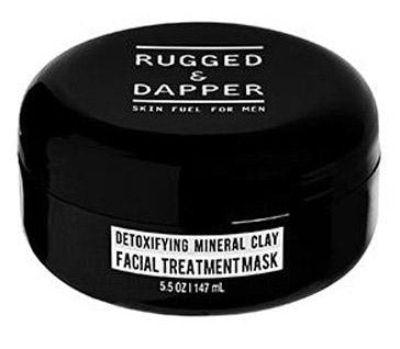 Rugged & Dapper: The Best Clay Mask For Men