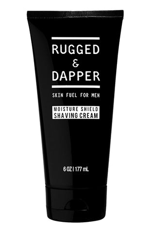 Moisture Shield Mens Shaving Cream