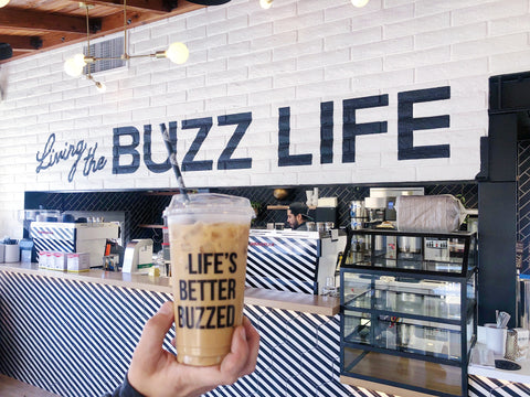 Living The Buzz Life