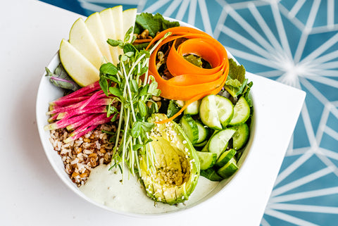 Grains & Greens Bowl