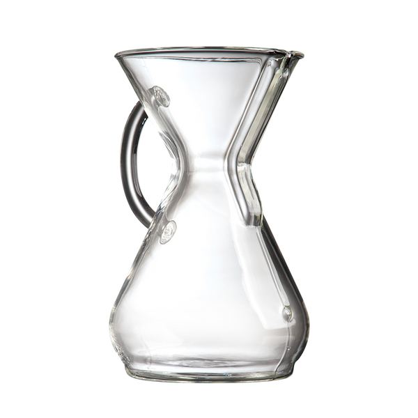 Chemex 8 Cup Glass Handle - Better Buzz Coffee