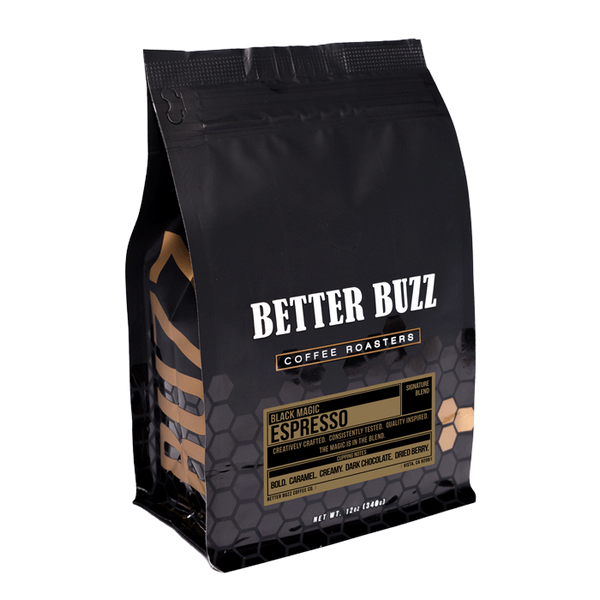 Black Magic Espresso - Better Buzz Coffee
