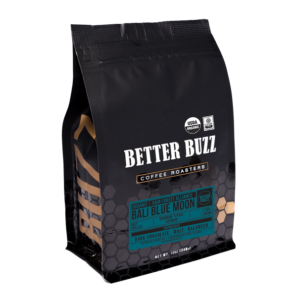 Organic Bali Blue Moon RFA - Better Buzz Coffee