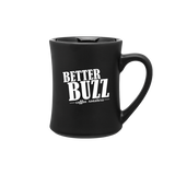 Better Buzz Logo Cafe Mug - Better Buzz Coffee