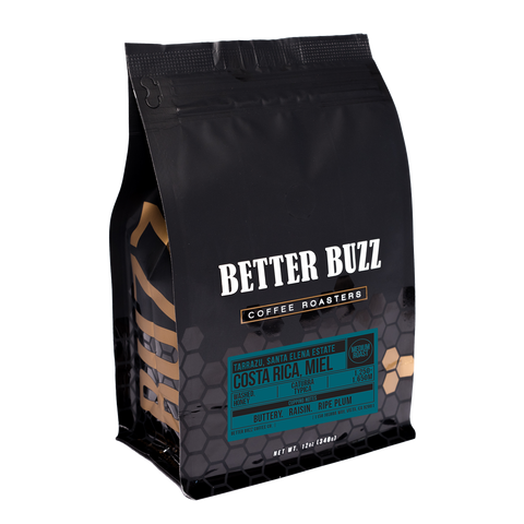 Costa Rica Santa Elena, Miel - Better Buzz Coffee