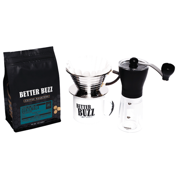 Camping Kit - Better Buzz Coffee